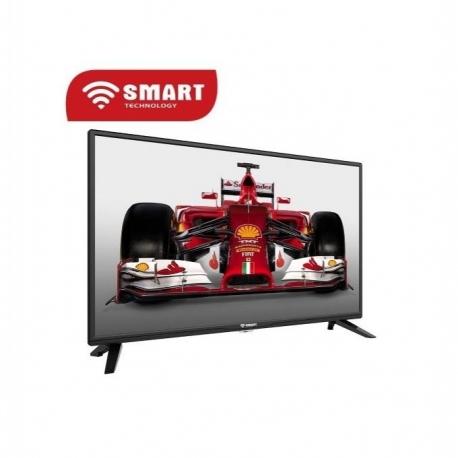 "SMART TECHNOLOGY TV LED 50"" STT-5050 - HDMI - FHD Décodeur Intégré - Noir - Garantie 12 Mois"