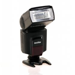 Godox TT520 Flash Speedlite universel pour appareils photo reflex numériques Canon Nikon Pentax Olympus (noir)