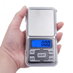 Mini balance électronique numérique 500g x 0.1g écran LCD