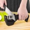 aiguiseur affuteur de lame couteaux 3 fonctions