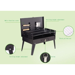Barbecue Pliable mallette