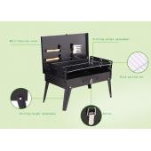 Barbecue Pliable mallette