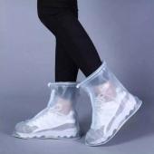 Couvre-chaussures De Pluie Imperméable Et Réutilisable
