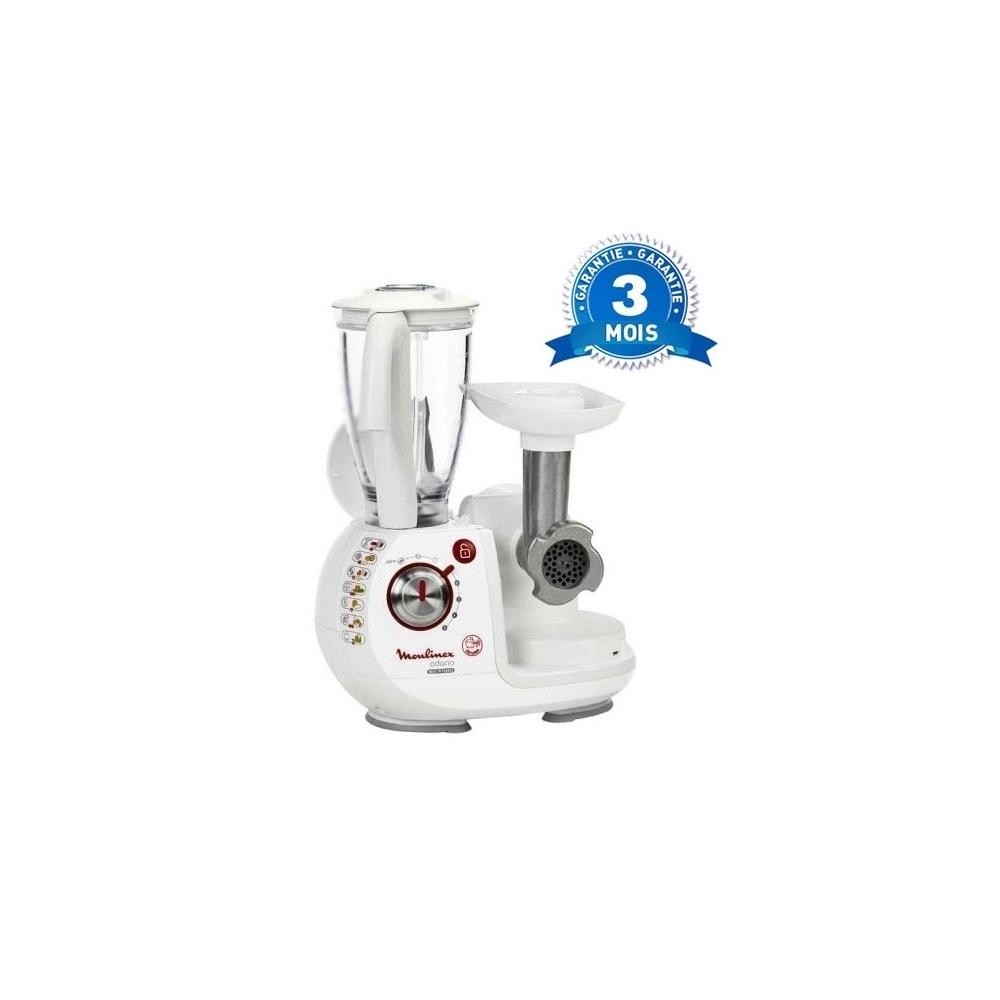 Petit Electro Cuisine Robot De Cuisine Moulinex Odaco3 22 Fonction