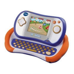 CONSOLE EDUCATIVE MOBIGO TACTILE 3-8 ANS BLEU