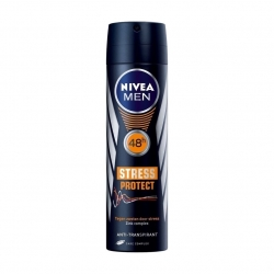 NIVEA MEN DEODORANT SPRAY 150 ML STRESS PROTECT