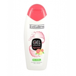 EVOLUDERM GEL DOUCHE 400 ML AGRUMES