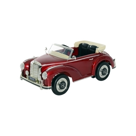 300s Mercedes Rouge Moteur Electrique Double Voiture Telecom 0wmnONv8