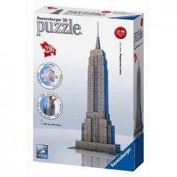 PUZZLE 3D EMPIRE STATE 216 PCS CA18 REF 12553