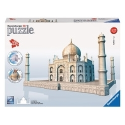 PUZZLE 3D 216PCS TAJ MAHAL CA8 REF 12564