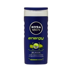 GEL DOUCHE NIVEA MEN ENERGY 250 ML