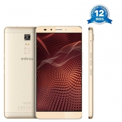 Infinix Note 3 X601 - 3G - Dual sim - 6 pouces - 13 Mégapixels - 16 Gb - 1.3 GHz