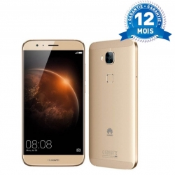 "Huawei G8 - 5.5"" - 1.5 GHz - 8 coeurs - 4G - 13 Megapixel - GOLD"