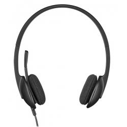 Casque Audio LOGITECH - H 340 - Noir