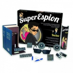 IOD MAGIC - JEU SUPER ESPION - 38 x 30 x 7 cm - 1301 g