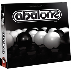 JEU ABALONE CLASSIC -ASMODEE - NOUVELLE EDITION - 33 x 30,6 x 6,2 cm - 889 g