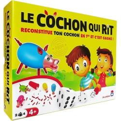 JEU PIGGYTO LE COCHON QUI RIT - DUJARDIN - 4 ANS ET PLUS