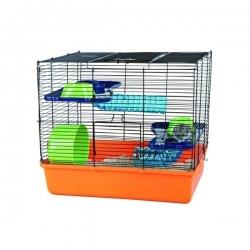 Cage + équipements pour Hamster Moyen