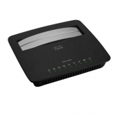 Routeur Linksys X3500 - Noir - Garantie 3 mois