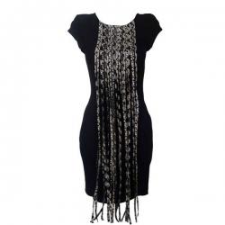 YALERRI - Robe NIRY 1 - Taille 36 - Noir