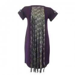 YALERRI - Robe NIRY 4 - Taille 36 - Violet