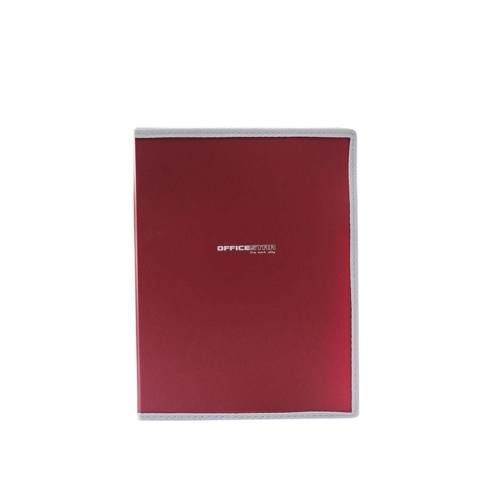Fourniture De Bureau Lot De PorteDocuments Pad Folio A Rouge - Porte document a4