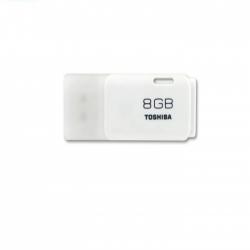 Clée USB THOSHIBA 8 GB - Blanc