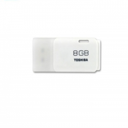Clée USB THOSHIBA 8 GB - Blanc