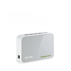 TP LINK SWITCH 5 PORTS - TL-SF1005D - Blanc