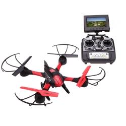 DRONE RADIOCOMMANDE AVEC CAMERA + WIFI - ART 1315W - CA6 - 300x300x90mm - 133 g - REF JAA8329