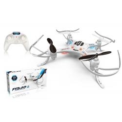 DRONE FY530 6AXIS GYRO ART FY530 CA36 - 38 * 18 * 8cm - 348 g - BLANC - REF EAV004SLE15