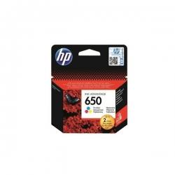 HP Cartouche d'Encre HP 650 - Multicolore