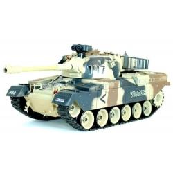 TANK RADIOCOMMANDE M60 - 43*17.5*17cm - ART 99830 CA6 REF JAA7569