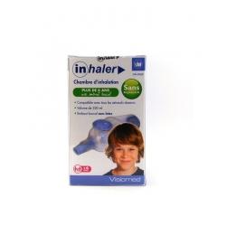 INHALER - Chambre d'Inhalation - 6 ans et plus - Visiomed