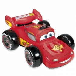 BOUEE GONFLABLE FORME VOITURE CARS 42X28CM INTEX ART 58576NP CA6 REF I03300510