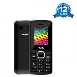 FERO F1801- BLUETOOTH / USB - 1.8 POUCES - 32 Mo RAM - 32 Mo ROM - DUAL SIM -