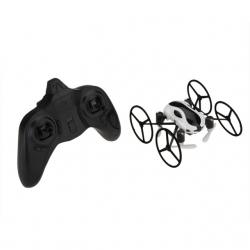 DRONE TELECOMMANDE HYBRIDE 3 EN 1 ART 031822 CA24 - 20.5 x 19.6 x 12.8 cm - BLANC - REF 04446TOY16