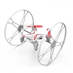 DRONE FX-5 3 EN 1 - 2,4 G GRYO SYSTEM 6 AXIS - CA24 - 10 x 10 x 9cm - REF EAV005SLE15