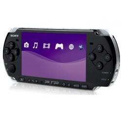 PSP 3000 - Console portable Sony - noir