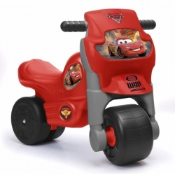 MOTO CARS PISTON CUP COUL ROUGE - CA4 - 62X32,5X50 cm - REF 800007380