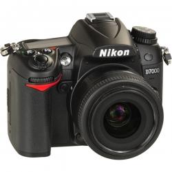 NIKON D7000 APPAREIL PHOTO NUMERIQUE REFLEX - 16.2 MÉGAPIXELS - BOITÎER NU - NOIR