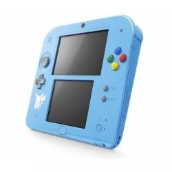 Nintendo 2DS Bleue - Pokémon Soleil Préinstallé 3DS