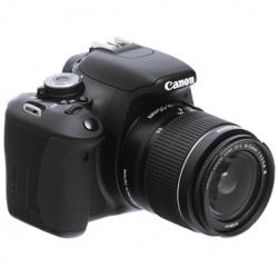 CANON EOS 600D - 18 Megapixels - Video 1080p - Noir