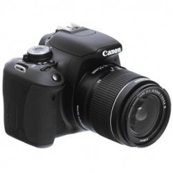 CANON EOS 600D - 18 Megapixels - Video 1080p - Noir