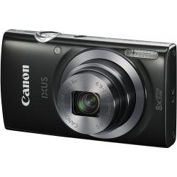 CANON Ixus160 - Zoom Optique x8 - Noir