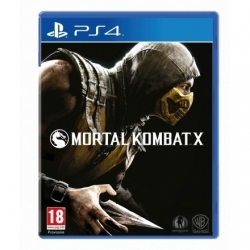 SONY MORTAL COMBAT X - PS4
