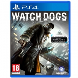 SONY WATCH DOGS 1 - PS4