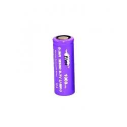 Batterie / Accu 18500 EFEST 1000 mah - Violet