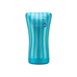 Tenga Soft Tube Cup Cool Edition - Bleu