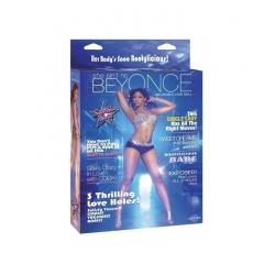 Poupée gonflable Beyonce - Nude